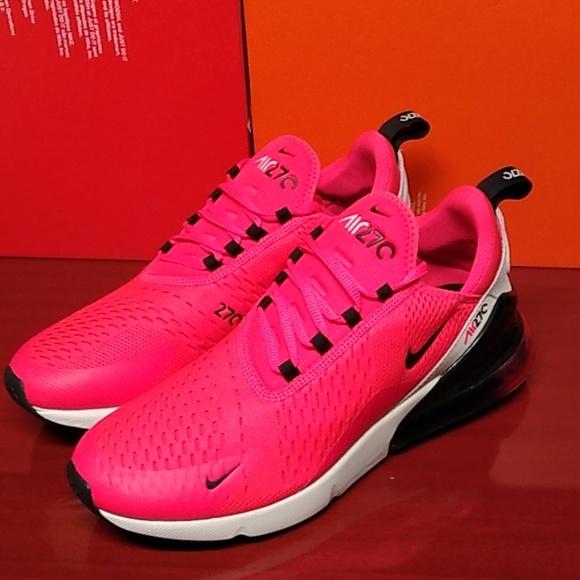 Nike Air Max 270 Red Orbit Men's 10.5 Running Shoe